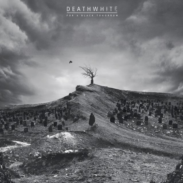 Deathwhite-ForABlackTomorrowCover