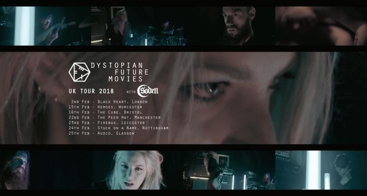 Dystopian Future Movies 2018 UK Tour(1)