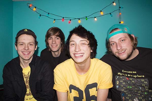 Happy. Band Photo