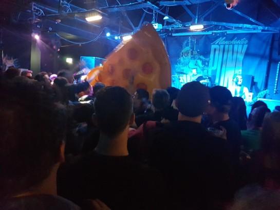 Pizzatramp Pizza Slice MPF 2018
